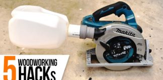 Woodworking Tips and Hacks