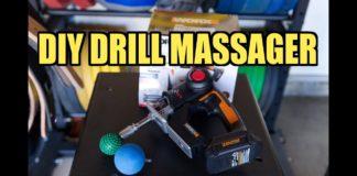 DIY Percussive Massager