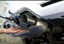 How To Remove BMW Stock Exhaust Tips