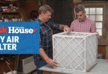 Build An Air Filter